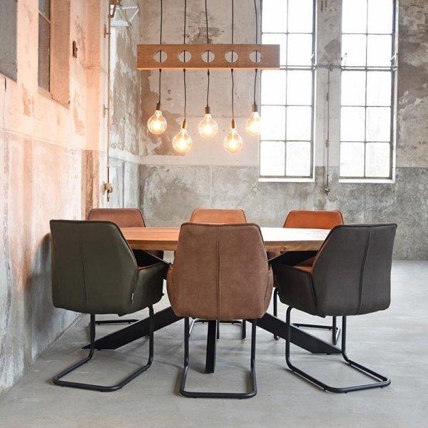 Hanglamp Timber - Zwart