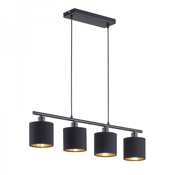 Hanglamp Tommy - Zwart