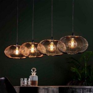 Hanglamp Twist - 4 Lampen