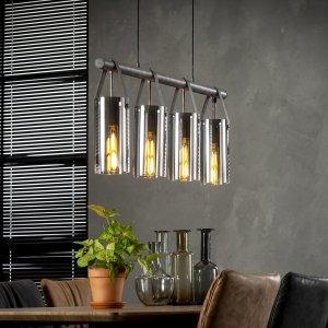 Hanglamp Twist - Grijs