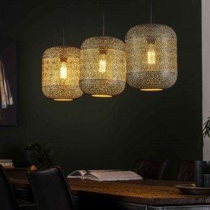 Hanglamp Vasto- 3L - Grijs