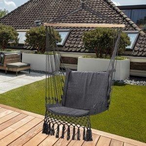 Hangstoel Outdoor - Creme