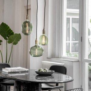 Kiruna Groen - LED Lamp