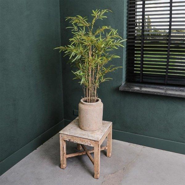 Kunstplant Bamboe - Tree Green - S - Groen