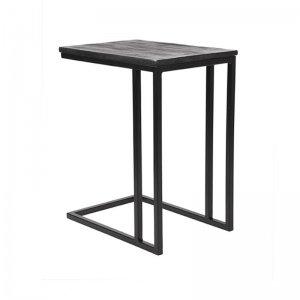 Laptoptafel Move - Zwart - Antraciet