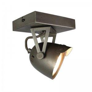 LED-Spot Cap - 1-Lichts - Grijs