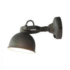 Led Wandlamp Bow - L - Grijs