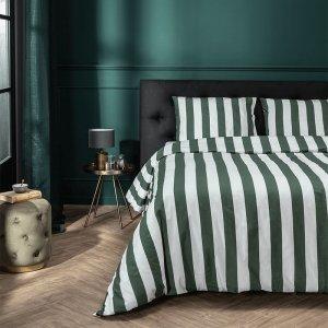 Multiple Stripes - Groen - 140 x 220
