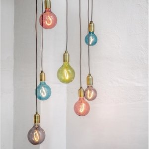 Nora Blauw - LED Lamp