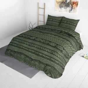 Olive Knits - Groen - 240 x 220