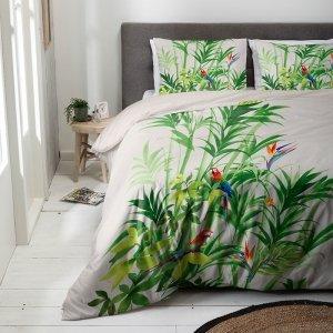 Parrot Palm - Groen - 200 x 220