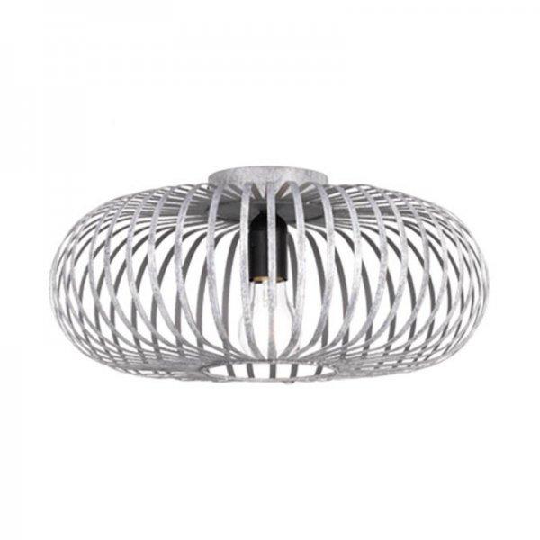 Plafondlamp Johann - Zilver