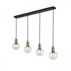 Plafondlamp Nacho - Zwart