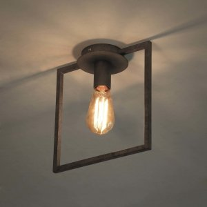 Plafondlamp Sona - Grijs