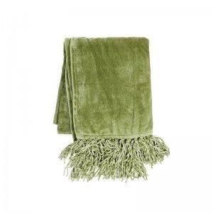 Plaid - Fluffy - Groen