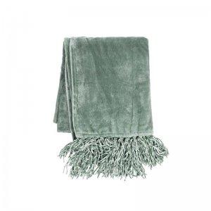 Plaid - Fluffy - Mint - Groen