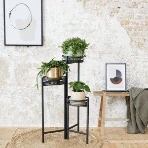Plantenbak Azalea - Zwart