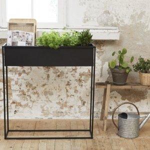Plantenbak Rosemary - Zwart