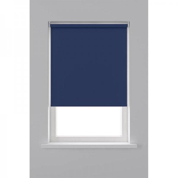 Rolgordijn Verduisterend - Blauw - 210 x 190