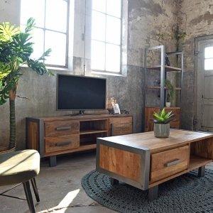 Bruin woonkamer