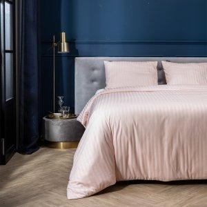 Satijnstreep - Roze - 240 x 240