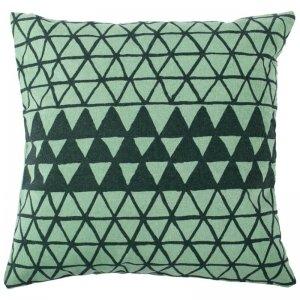 Sierkussen - Annika - Triangle - Groen