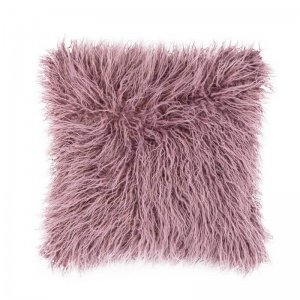Sierkussen Soft Touch - Oud Roze