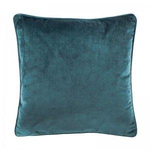 Sierkussen Velvet Groot - Blauw