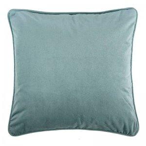 Sierkussen Velvet Groot - Mint - Blauw