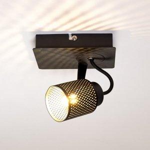 Spot Sandy - 1 Lichts - Wit