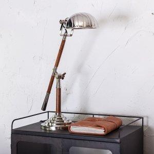 Tafellamp Coby - Bruin