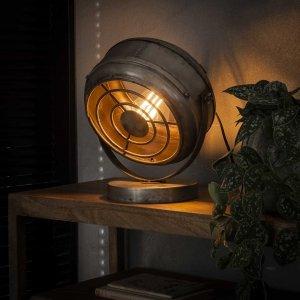Tafellamp Dro - Grijs