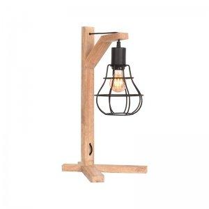 Tafellamp Drop - Bruin