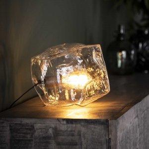 Tafellamp Fintel - Transparant