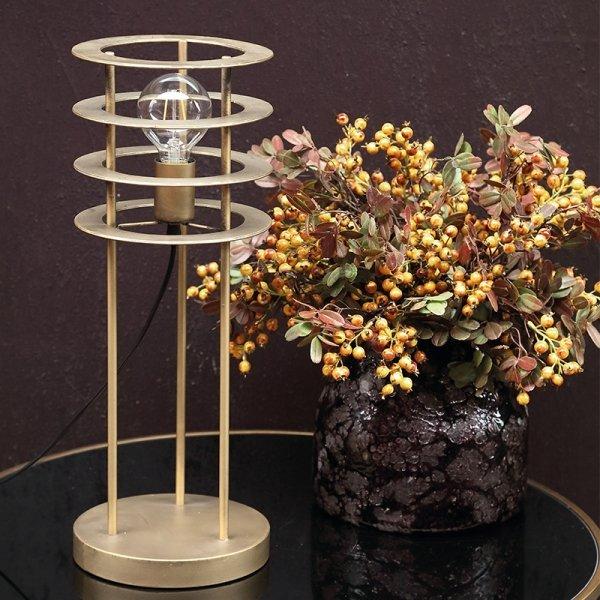 Tafellamp Gavin - Goud - S