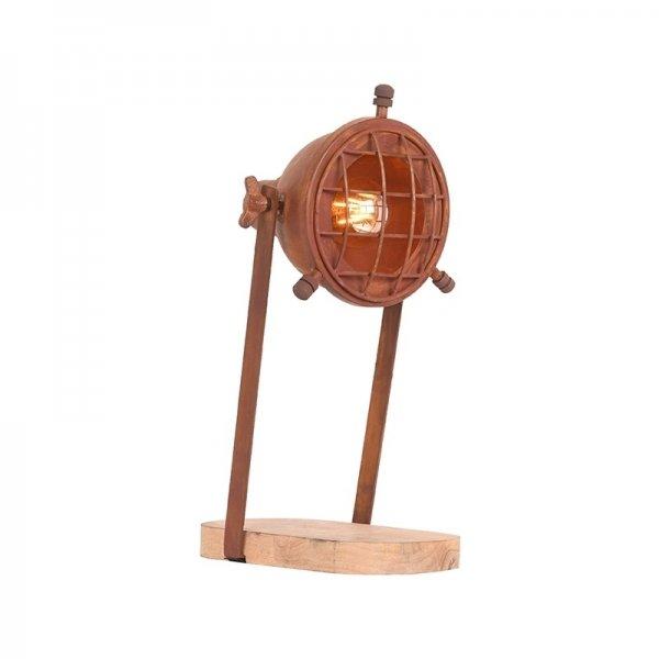 Tafellampen Bruin