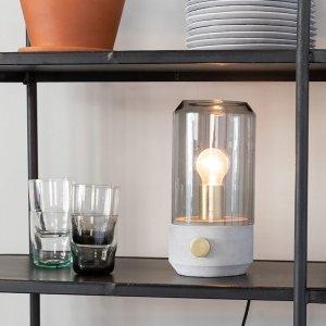 Tafellamp Kato - Wit