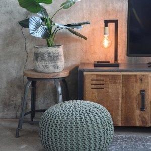 Tafellamp Loco - Zwart