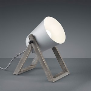 Tafellamp Marc - Grijs