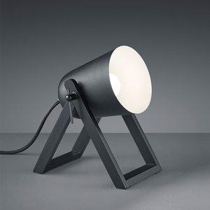 Tafellamp Marc - Zwart Mat