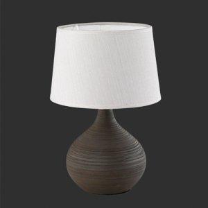 Tafellamp Martin - Keramiek - Bruin