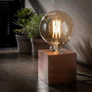Tafellamp Modesto - Koper Antiek