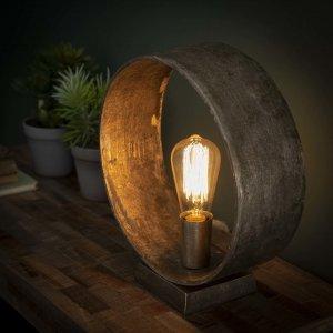 Tafellamp Murci - Grijs