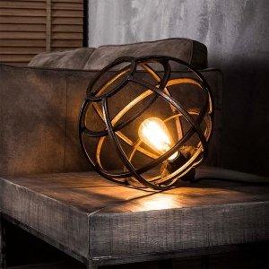 Tafellamp Newton - Grijs