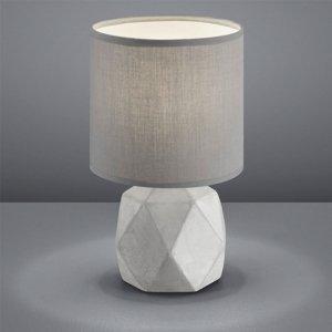 Tafellamp Pike - Beton - Titaan - Grijs