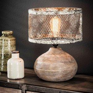 Tafellamp Provo - Bruin