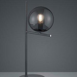 Tafellamp Pure - Metaal - Antraciet - Zwart