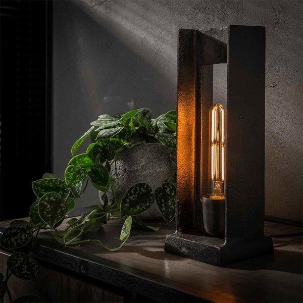 Tafellamp Reno - Zwart