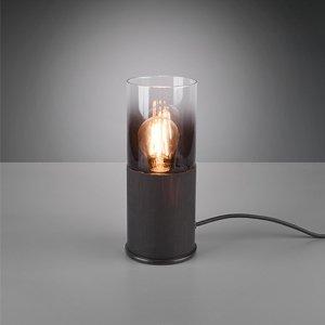Tafellamp Robin - Metaal - Zwart Mat