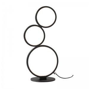 Tafellamp Rondo - Metaal - Zwart Mat